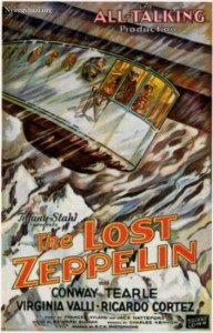 The Lost Zeppelin - movie poster